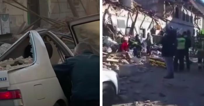 Trzęsienie ziemi w Chorwacji